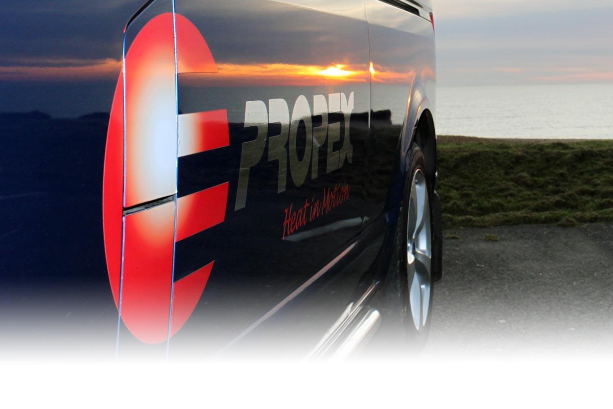 Introducing Propex North America