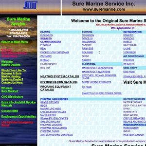 Sure Marine Service Inc