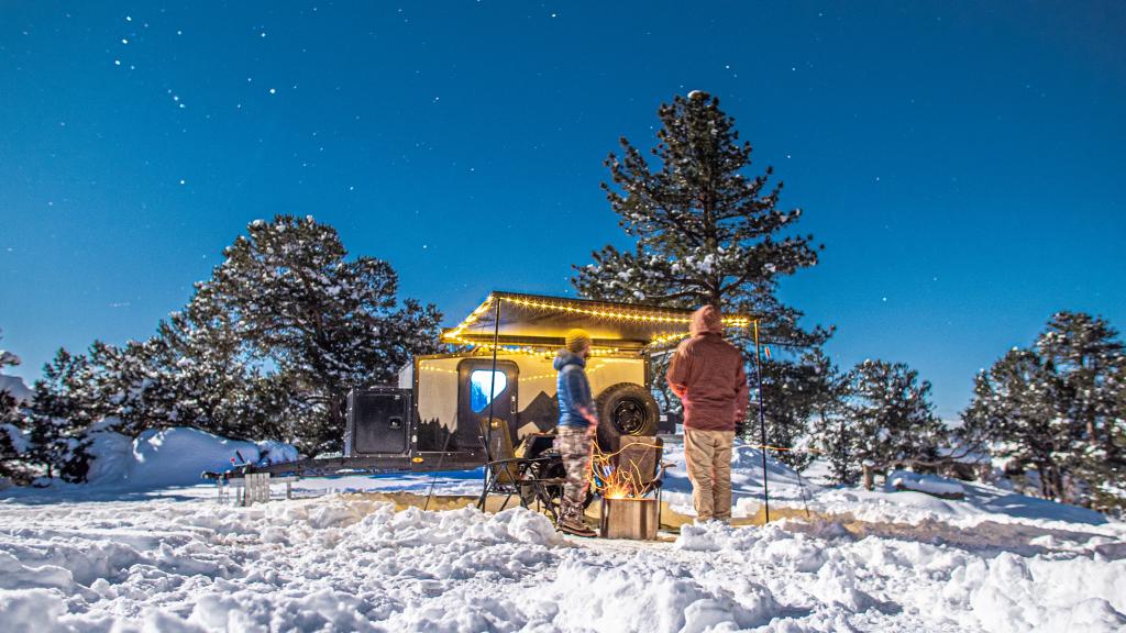 Boreas Camper Trailer (Stargazing)