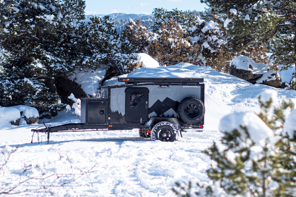 Cover New Ground in Compact Trailers