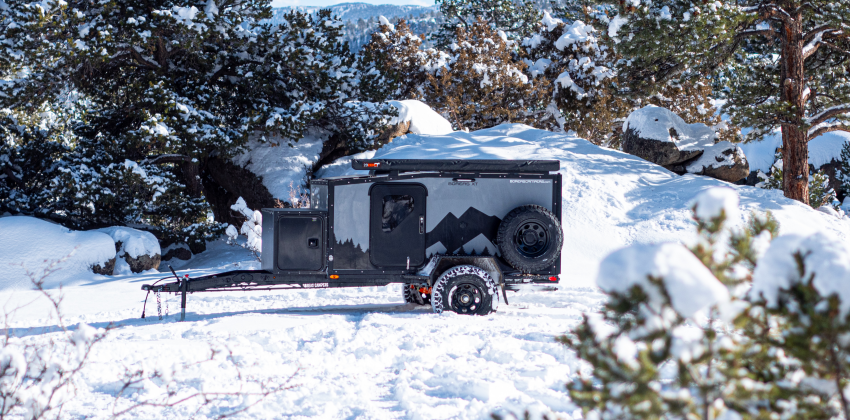Boreas Camper Trailer (Daylight)